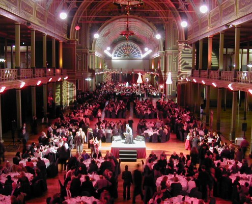 PAN International has specialised in organising prestigious Gala Dinners.
