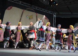 Experience the joyous spirit of the Mediterranean whilst you explore the captivating, lyrical and vibrant rhythms from Greece.