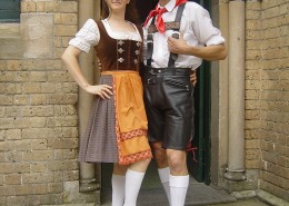 This Bavarian traditional Band plays well loved tunes, traditional melodies, lively polkas and waltzes.