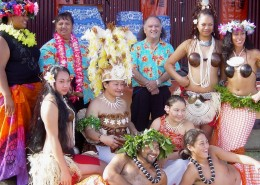 This group presents a kaleidoscope of magnificent song and dance from the South Pacific Ocean, the Islands between Hawaii and Australia.