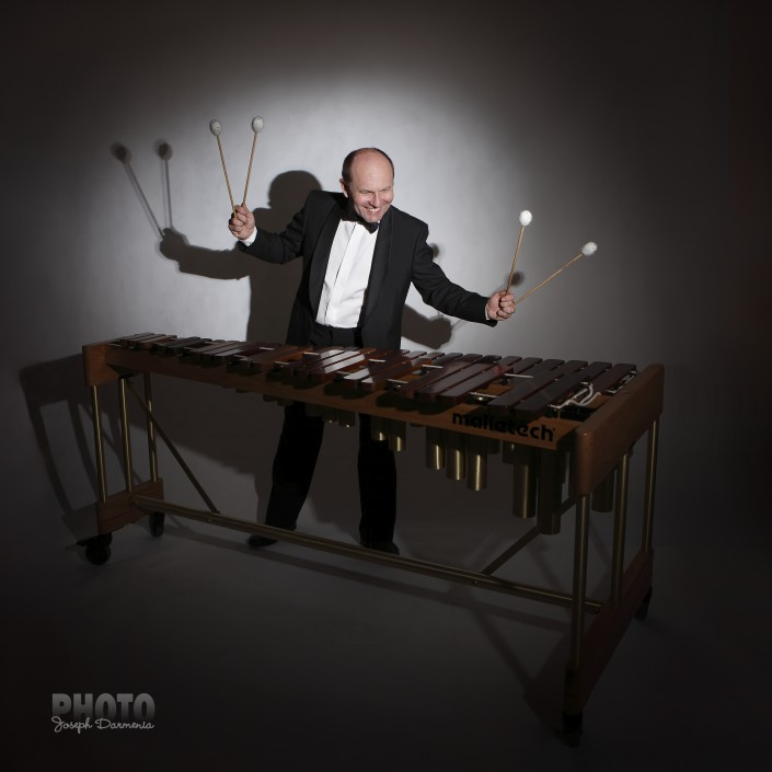 Our Russian xylophonist shows extraordinarily inexhaustible energy combined with immense creative potential, proving himself as one of the world's most revered percussionists.