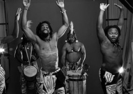 These drummers have performed the world over for Presidents and Kings. Originally from Ghana, these master drummers and dancers will energise and inspire.