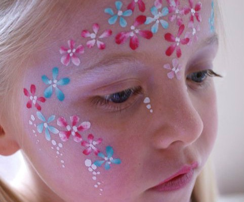 Our face painters have a love of people and conversation which is a secret ingredient when Face Painting.