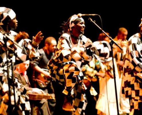 This group deliver a breath of fresh air into the Australian African/World music scene with their original cross genre style and dynamic stage presence.