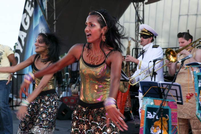 The Australia Day Voyages Concert is a concept of the VOYAGES concert was developed by PAN International.