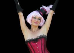 Stand back ladies and gents as classic 50′s styled bombshells, famous for their heaving cleavage, classic curves and tight corsetry take the stage.